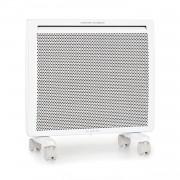 Klarstein Hot Spot Slimcurve Double Wave, 2 az 1-ben hősugárzó, 1000 W, heti időzítő, fehér (ACO7-HtSpSlmcrvDW10W)