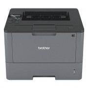 Brother HL-L5000D Schwarz-Weiß Laserdrucker, (Broschürendruckfunktion, mit paralleler Schnittstelle)