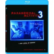Paranormal activity 3 BluRay 2011