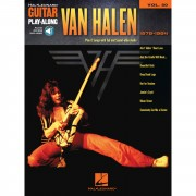Hal Leonard Guitar Play-Along: Van Halen 1978-1984 Vol. 50, TAB und CD