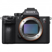 Sony A7R III Body Aparat Foto Mirrorless 42MP Full Frame 4K