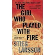 The Girl Who Played with Fire, Paperback
