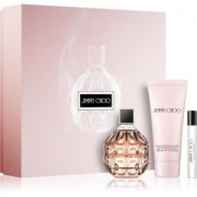Jimmy Choo For Women lote de regalo IX. eau de parfum 100 ml + 7,5 ml + leche corporal 100 ml