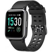 na Smartwatch, Impermeable Reloj Inteligente con Cronómetro, Pulsera Actividad Inteligente para Deporte, Reloj de Fitness con Podómetro Smartwatch Mujer Hombre niños para Xiaomi HuaweiI Teléfono