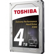 4TB Toshiba X300