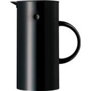 Stelton EM77 Presskanna Kaffe 8 koppar Svart