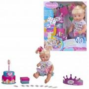 Nenuco Happy Birthday docka rosa 700013390