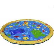 Summer Children's Outdoor Play Water Games Beach Mat Lawn Sprinkler Cushion Toys
