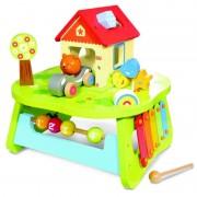 Centru de joaca din lemn Activity Table