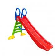 Tobogan Pentru Copii Exterior, Plastic 200x140x220cm 2085