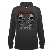 sweat-shirt avec capuche pour hommes Metallica - AMPLIFIED - AMPLIFIED - ZAV390MB2