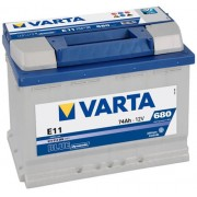 74Ah VARTA Blue Dynamic E11 akkumulátor jobb+ (574 012 068)