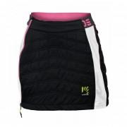 Karpos - Women's Alagna Plus Skirt - Jupe synthétique taille XL, noir