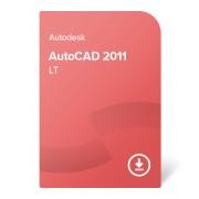 AutoCAD LT 2011 единичен лиценз (SLM)