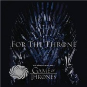 Video Delta Various - For The Throne - CD