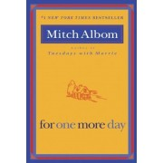 For One More Day, Paperback