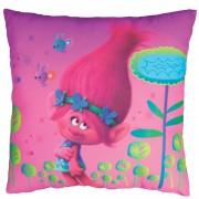 Perniţă Trolls Poppy, 40 x 40 cm