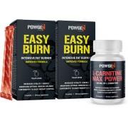 PowGen 30denní program Spaluj jak drak - sada s účinnými spalovači tuků pro rychlé a efektivní hubnutí. Program na 30 dní