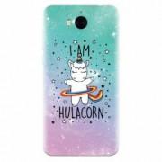 Husa silicon pentru Huawei Y5 2017 I Am Hulacorn