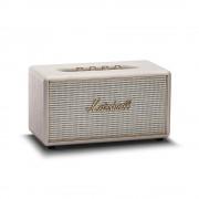 Marshall Stanmore Wi-Fi Multi-Room - безжичен аудиофилски спийкър с Bluetooth и 3.5 mm изход (кремав)