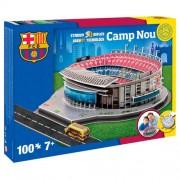 Nanostad Barcelona Camp Nou 3D puzzel 100 stukjes