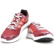 ADIDAS DURAMO ELITE 2M Men Running Shoes For Men(Maroon, Red)