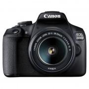 Canon EOS 2000D Kit + EF-S 18-55 IS II Câmara Reflex