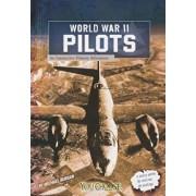 World War II Pilots: An Interactive History Adventure, Paperback/Michael Burgan