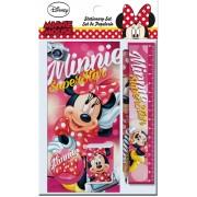 Disney Minnie írószer szett (6 db-os)