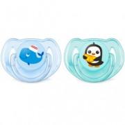AVENT laža sthr classic 6-18m 1268 ( 2kom) za dečake SCF169/37