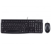 Logitech Desktop MK120, US