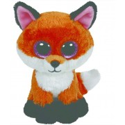 Ty - Ty36159 - Peluche - Beanie Boo's - Small - Slick Le Renard