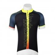 【セール実施中】【送料無料】半袖ジャージ 男女兼用 メンズ レディース 自転車 ウェア lihs006 サンライズマーカー