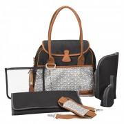 Babymoov Style Bag - Bolso Cambiador Color Negro