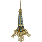 Fabrilla DIY 3D Wooden Puzzle Game Toys - Eiffel Tower