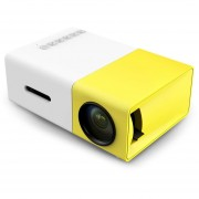 Proyector, YG - 300 Proyector LCD 400 - 600LM 320 X-Amarillo