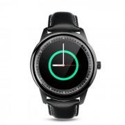 DM365 Bluetooth Smart Watch w / Full HD IPS? monitor de ritmo cardiaco - Negro