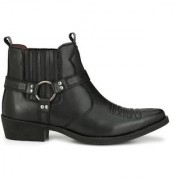 Delize Tan Ankle Boot For Mens