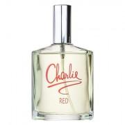 Revlon Charlie Red eau fraîche 100 ml Donna