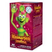 Minimartieni inulina cu aroma de capsuni 30tbl WALMARK