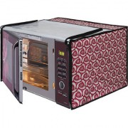 Dream Care Printed Microwave Oven Cover for Whirlpool 23 Litre Convection Microwave Oven Magicook Flora