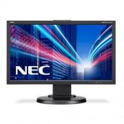 Monitor NEC E203Wi, 20'', LED, 1600x900, IPS, DP, piv, blk