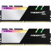 Memoria RAM DDR4 16GB 3200MHz G.SKILL Trident Z 2X8GB RGB PC F4-3200C16D-16GTZN