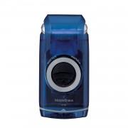 Braun M60B PocketGo MobileShave Portable Shaver - Blue