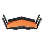 Рутер D-Link DIR-879, 1900Mbps, 2.4GHz(600 Mbps)/5GHz(1300 Mbps), Wireless AC, 4x LAN 1000, 1x WAN 1000, 4x външни антени
