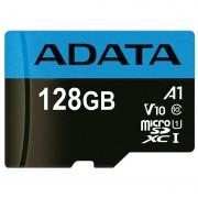 Cartão de Memória MicroSDXC Adata Premier UHS-I AUSDX128GUICL10A1-RA1 - 128GB