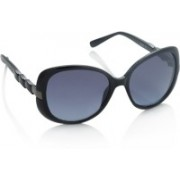 Allen Solly Over-sized Sunglasses(Blue)