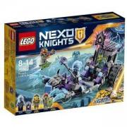 Конструктор ЛЕГО Нексо Рицари - Валякът на Ruina, LEGO Nexo Knights, 70349