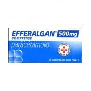 Upsa Sas Efferalgan Paracetamolo 16 Compresse 500mg