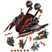 LEGO NINJAGO Vermillion Invader 70624 Fun Toy